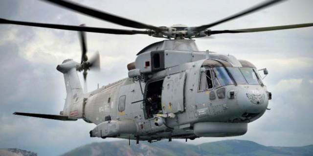 Helikopter AgustaWesland AW101 (www.reddit.com)