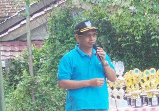 Faizal Anwar Ketua Perbasi Muara Enim