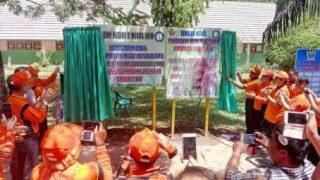 Peluncuran Sekolah Model Kabupaten Muara Enim oleh LPMP Sumsel, Rabu (19/10/2016)