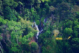 Tampak atas Air Terjun Lemutu (Foto: Palugadanews)