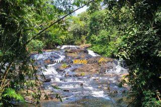 Air Terjun Napal Carik (Foto: Palugadanews)