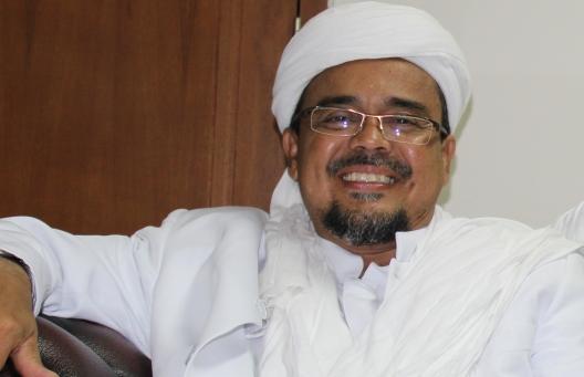 Habieb Rizieq Syihab (Foto: newsth)